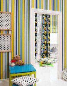 Barcode Colour, Child's Room