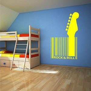 Barcode Colour, Teenagers Room