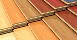 laminate floor selection