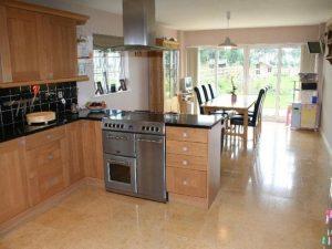 Kitchen area floors