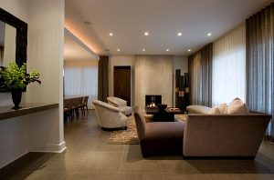 Living Room Floor Tile