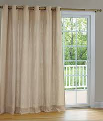 Single curtain