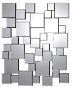 architectural mirrorhallway