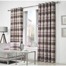 tweed curtains